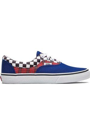 Vans TEEN plaid checkerboard Era sneakers