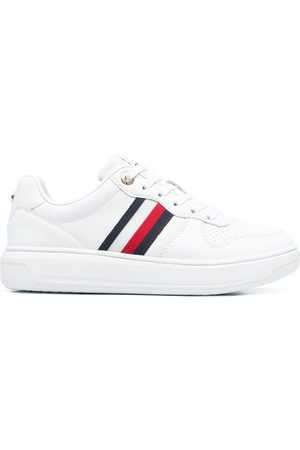 Tommy Hilfiger TOMMY TAPE LEATHER CUPSOLE