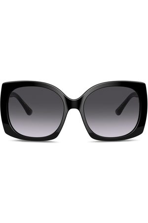 Dolce & Gabbana Damen Sonnenbrillen - Family oversized-frame sunglasses