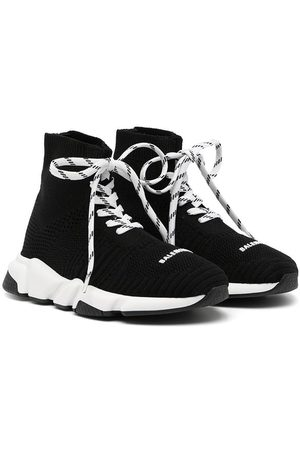 Balenciaga Schnürschuhe - Speed lace-up sneakers