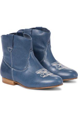 BONPOINT Ankle Boots Texas aus Leder