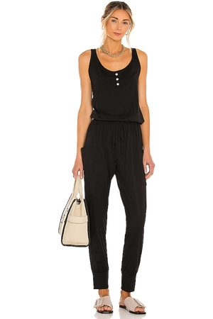 Eberjey Brie Cargo Jumpsuit in - . Size L (also in M, S).