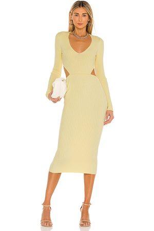 Camila Coelho Rosabella Midi Dress in - . Size L (also in M, XL).