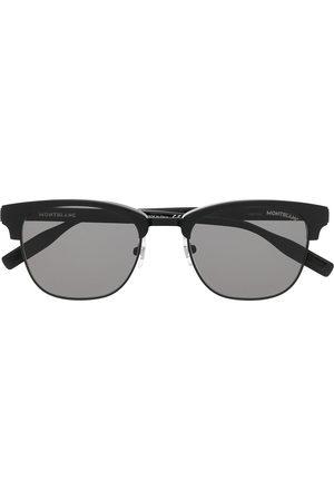 Montblanc D-frame sunglasses