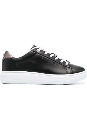 Tommy Hilfiger Metallic cupsole sneakers