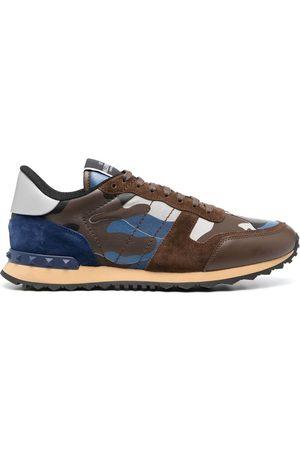 Valentino Garavani Herren Sneakers - Rockrunner camouflage sneakers