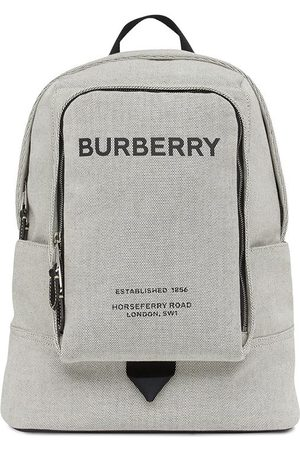 Burberry Herren Rucksäcke - Logo-print backpack
