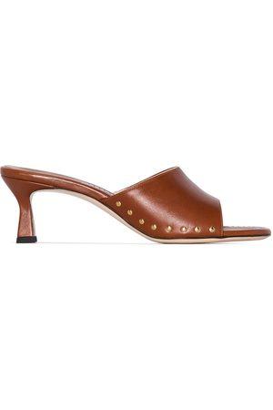 Wandler Stud detail 55mm sandals