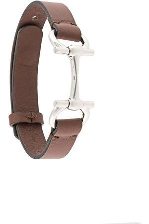 Salvatore Ferragamo Herren Armbänder - Gancini bit bracelet