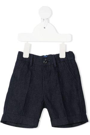 FAY KIDS Shorts - Pressed-crease tailored shorts