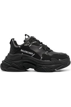 Balenciaga Damen Sneakers - Triple S low-top sneakers