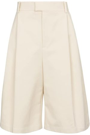 Bottega Veneta Shorts aus Baumwolle