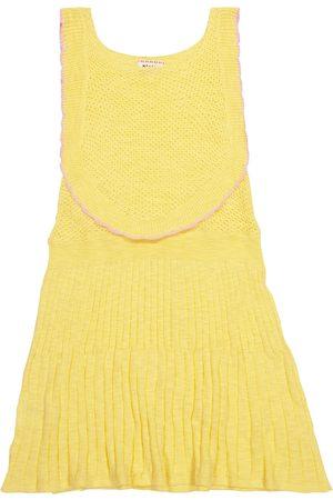 MORLEY Mädchen Kleider - Kleid Nanna mit Baumwollanteil