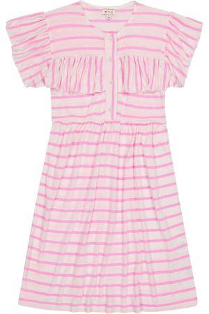 MORLEY Kleid Note mit Leinenanteil