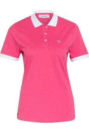 DARLING HARBOUR Piqué-Poloshirt pink