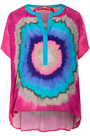 yippie hippie Damen Blusen - Blusenshirt pink