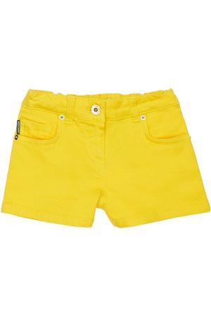Moschino Damen Shorts - Trainingsshorts Aus Baumwolle Mit Druck