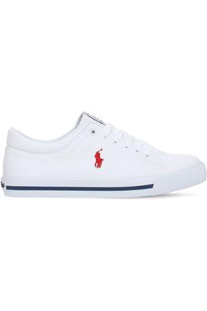 """Ralph Lauren Sneakers Aus Baumwollcanvas Mit Druck """"skate"""""""