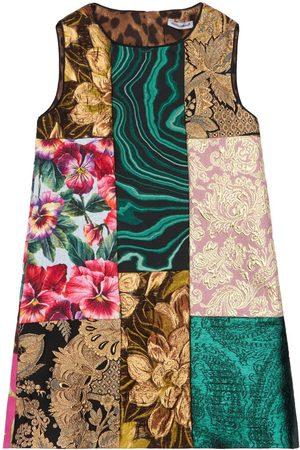 Dolce & Gabbana Partykleid Aus Brokat