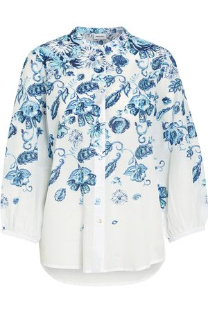 darling harbour Bluse weiss