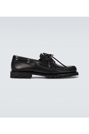 Fendi Herren Schnürschuhe - Schnürschuhe aus Leder