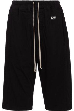 Rick Owens DRKSHDW Shorts aus Baumwolle