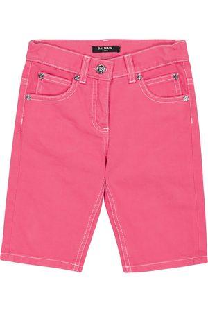 Balmain Cropped Jeans