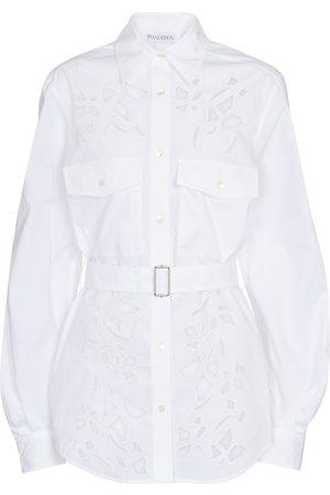 J.W.Anderson Hemd aus Baumwollpopeline