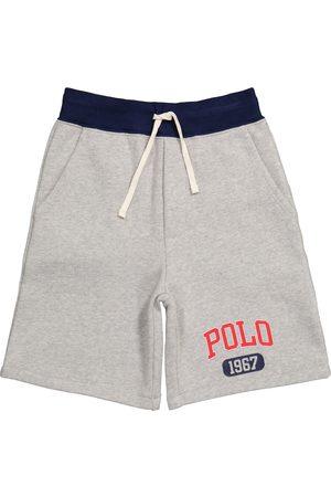 Ralph Lauren Shorts aus Jersey