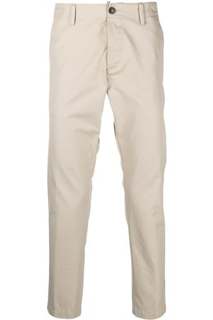 Dsquared2 Herren Chinos - Cropped chino trousers