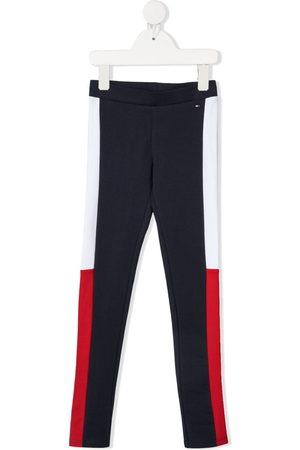 Tommy Hilfiger Mädchen Leggings & Treggings - Side-stripe track pants
