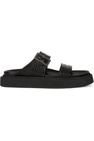 Giuseppe Zanotti Side-buckle sandals