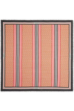 Burberry Icon stripe-print scarf