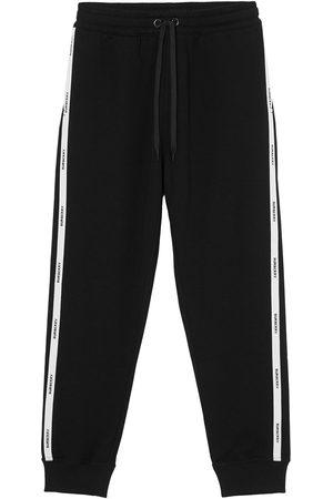 Burberry Logo-tape track pants