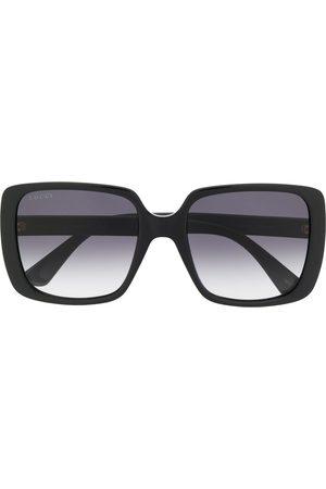 Gucci Damen Sonnenbrillen - Square-frame sunglasses