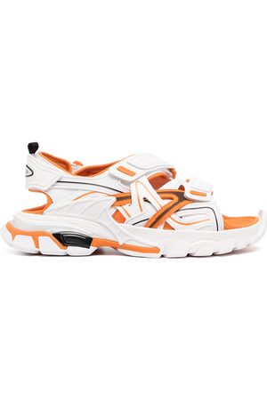 Balenciaga Herren Sandalen - Panelled Track sandals