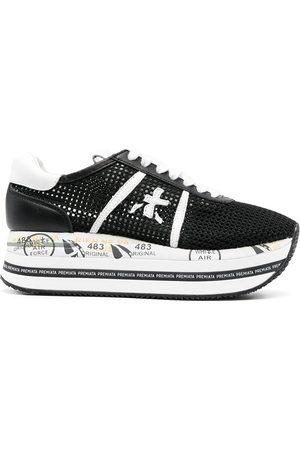 Premiata Beth low-top flatform sneakers