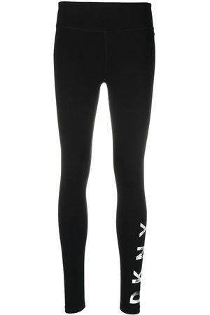 DKNY Mid-rise track pants