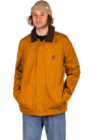 Coal Talcum Jacket