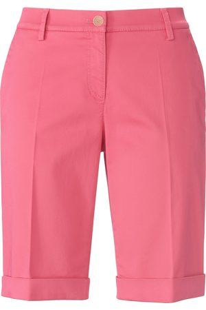 Brax Slim Fit-Bermuda Modell Mia B. pink
