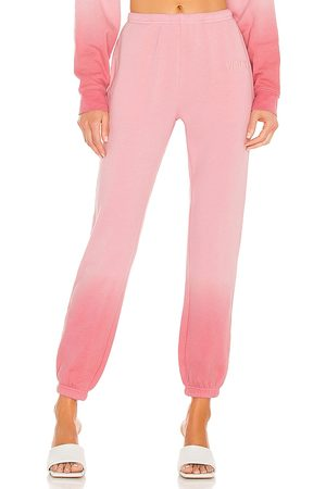 WSLY Damen Jogginghosen - The Ecosoft Classic Pocket Jogger in - Pink. Size L (also in M, S, XS).