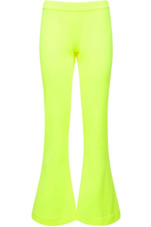 Balmain Damen Jogginghosen - Jerseyhose Im Bootcut