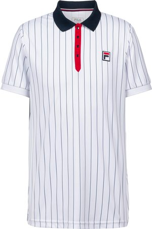 Fila Stripes Tennis Polo Herren