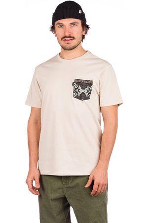 Rip Curl Herren Kurze Ärmel - Pocket Ica T-Shirt
