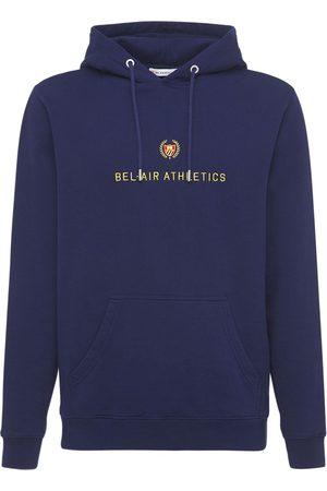 BEL-AIR ATHLETICS Herren Sweatshirts - Baumwollhoodie Mit Logo