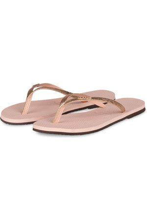 Havaianas Damen Flip Flops - Zehentrenner You Shine