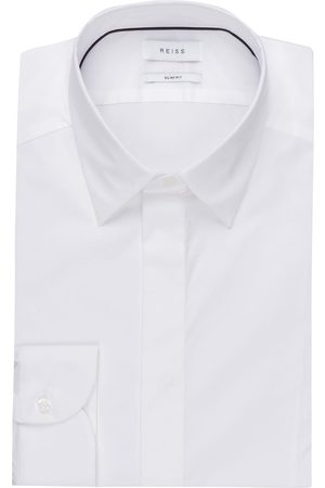 Reiss Herren Business - Hemd Kiana Slim Fit weiss