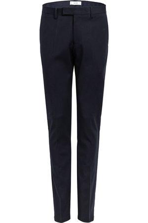 Reiss Herren Chinos - Chino Eastbury Slim Fit blau