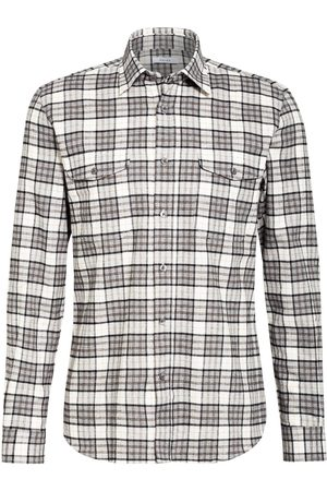 Reiss Herren Freizeit - Flanellhemd Alano Regular Fit