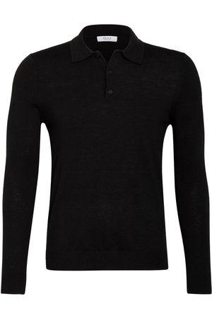 Reiss Herren Poloshirts - Strick-Poloshirt Trafford